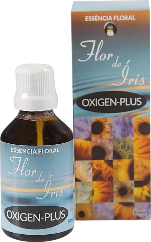 Floral Flor de Íris - Oxigen-Plus