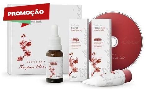 Kit Floral Portal do Tempo