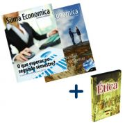ASSINATURA REVISTA SUMA ECONOMICA 1 Ano + DVD Ética