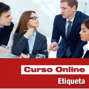 Curso Online Etiqueta