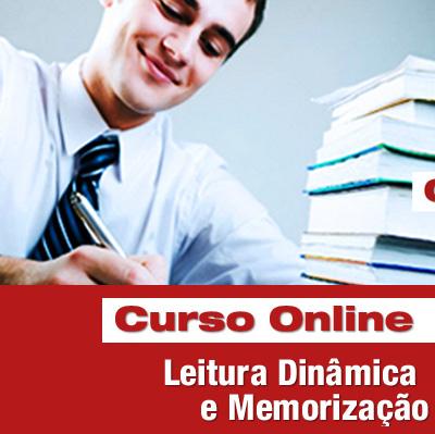 Curso Online Leitura Dinâmica e Memorização