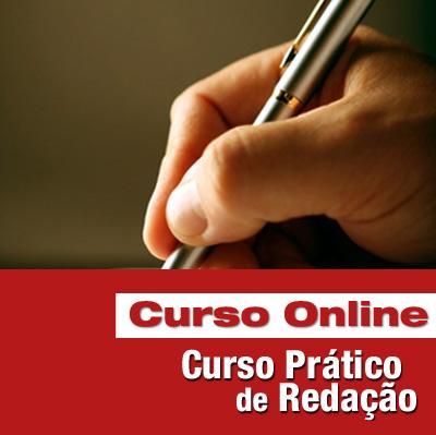 Curso Online Prático de Redação