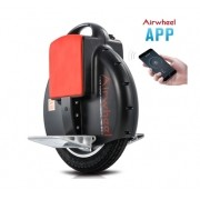 "Monociclo Elétrico - Airwheel X3 com APP - Preto - Roda 14"""