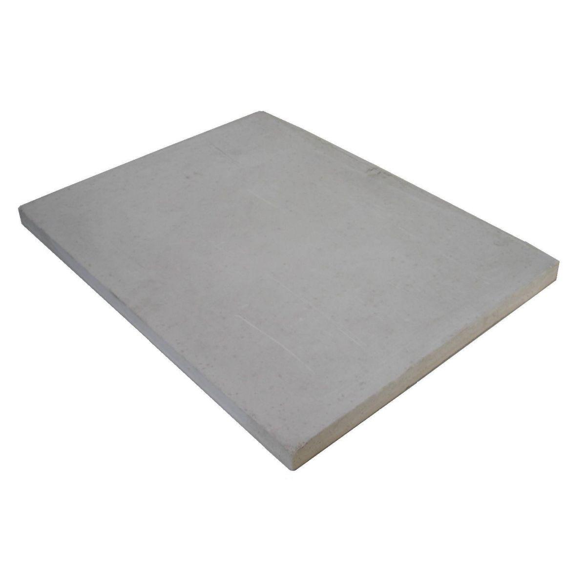 Base Refratária para Forno 550 x 550 x 30 mm