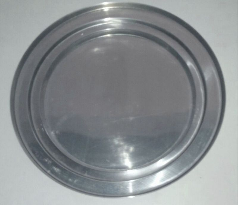 kit 3 Forma de Alumínio  25, 30,35 cm de diâmetro