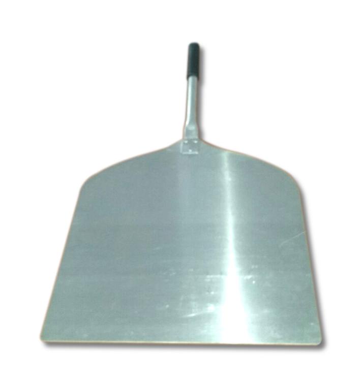 Pá Montar Pizza Inoxminas 42 x 42 cm Alumínio - Cb Alumínio 20 cm