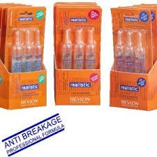 Ampola Revelon Com 3 Unidades Tratamento 2 Fases