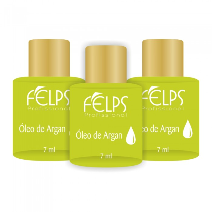 Oleo de Argan 7ml Felps