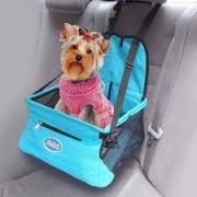 Cadeirinha de carro para Cães e Gatos