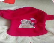 Blusa com gorro Pink Ovelha