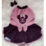 Vestido Minnie Chanel