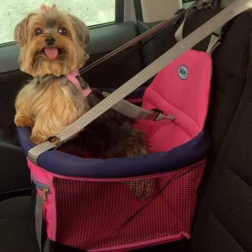 Assento Transpet de Cães para Automóveis