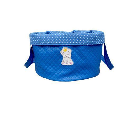 Bag Brinquedo Azul Royal Sintetica