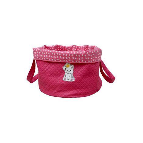 Bag Brinquedo Pink Sintetica