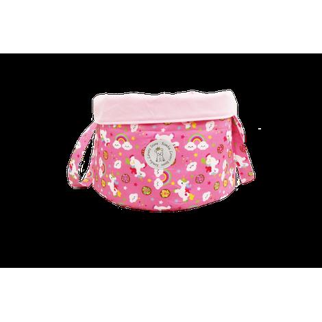 Bag Brinquedo Unicornio Rosa
