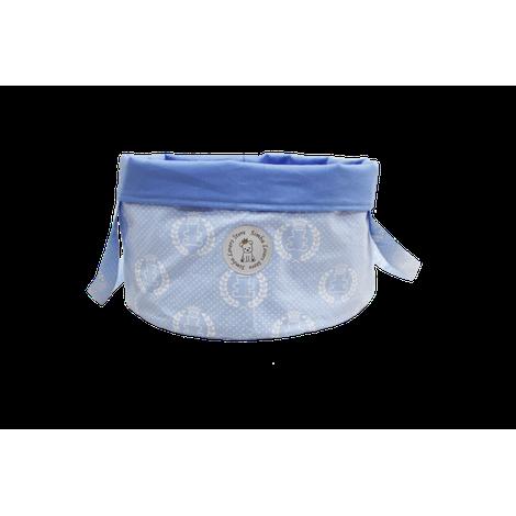 Bag de Brinquedos Ursinho Azul