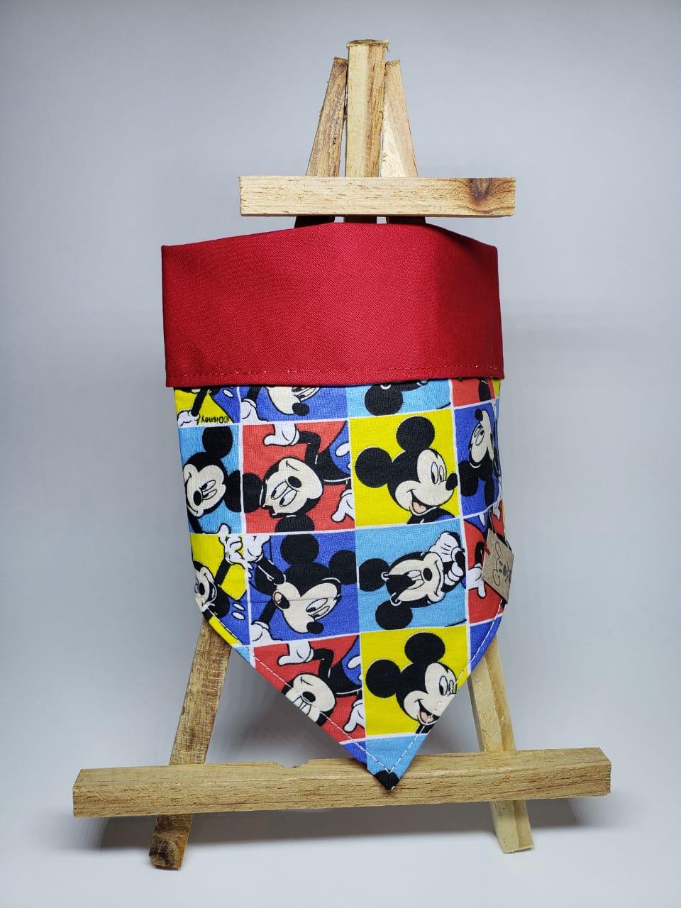 Bandana Mickey