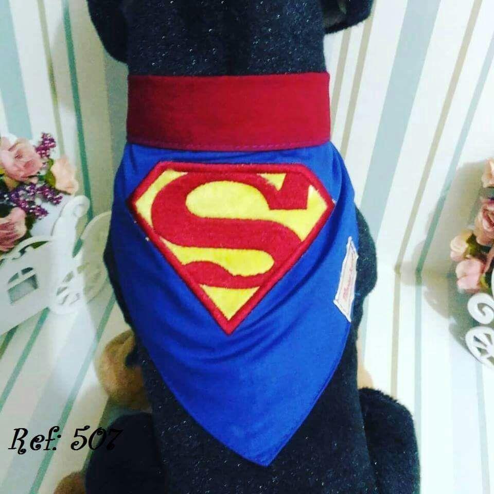 Bandana Super Homem