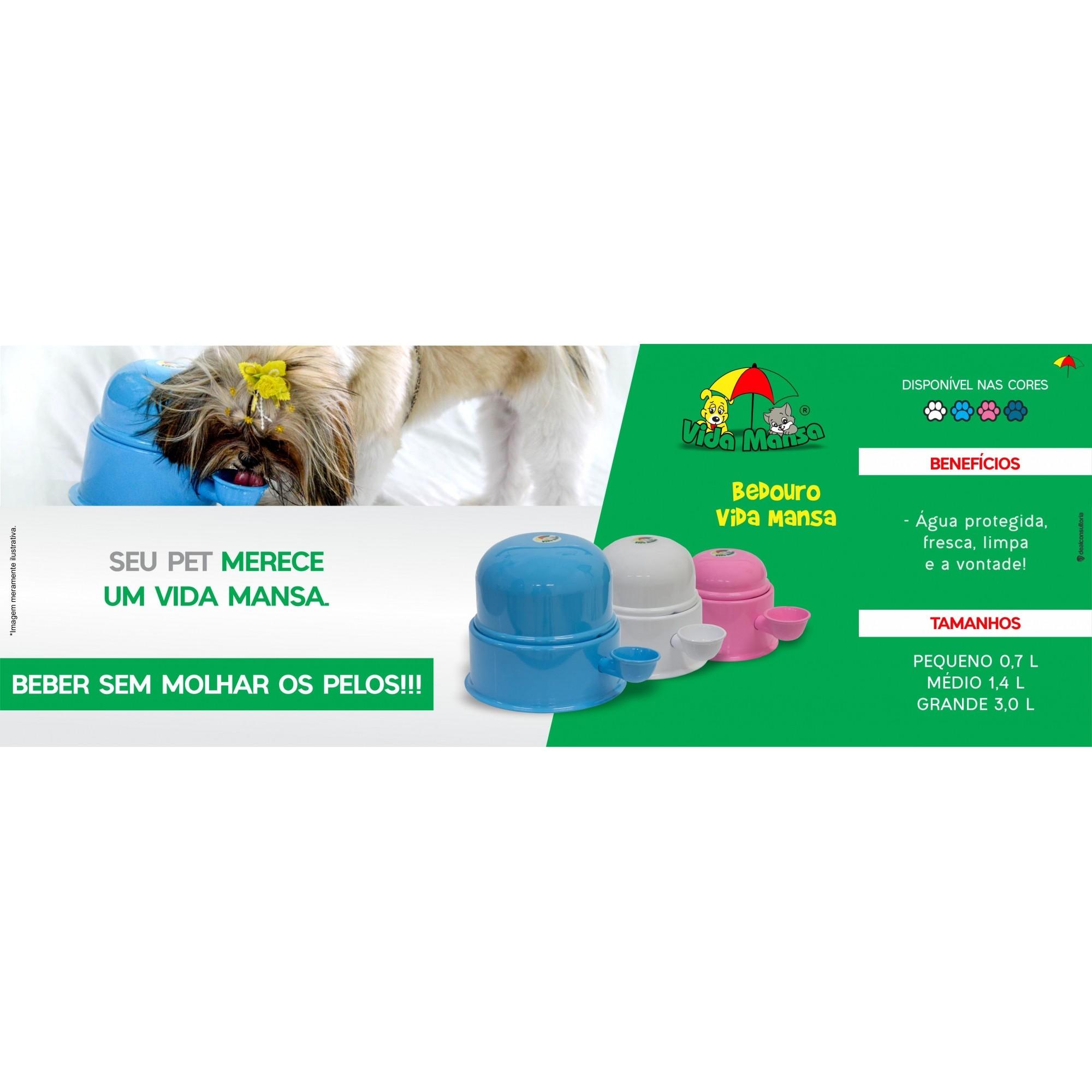 BEBEDOUROS VIDA MANSA  - Shoppinho Animal
