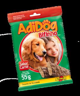 Bifinho Adidog 55 gramas