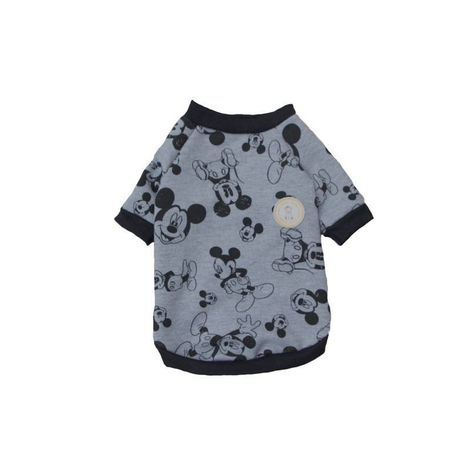 BLUSA DE MOLETOM MICKEY CINZA  - Shoppinho Animal