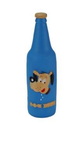 Brinquedo Garrafa Azul