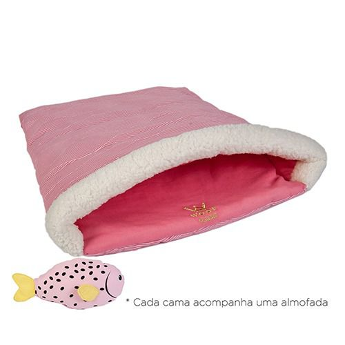 CAMA CAT BAG PINK