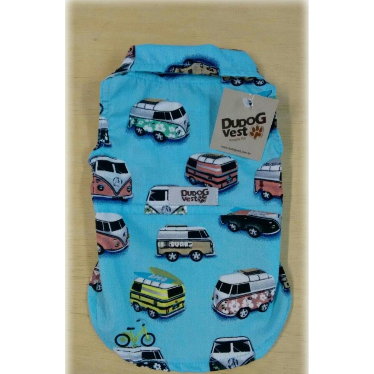 CAMISA KOMBI - Shoppinho Animal