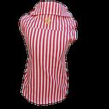 Camisa Regata Listrada Vermelha