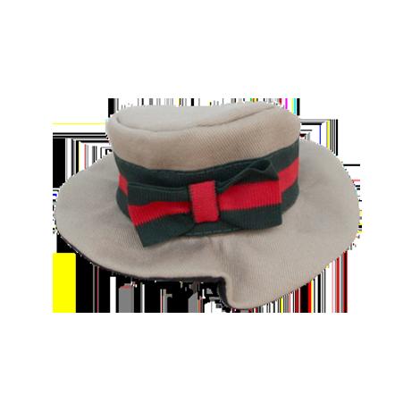 Chapéu fita fêmea