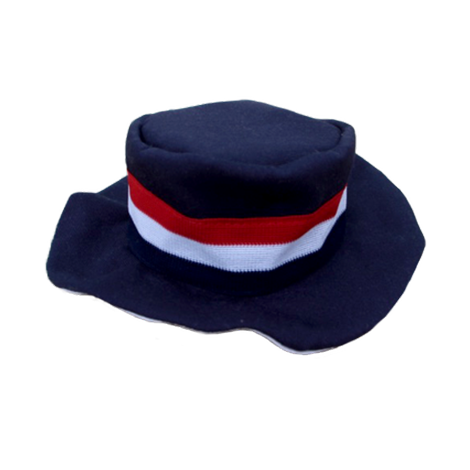 Chapéu fita marinho macho