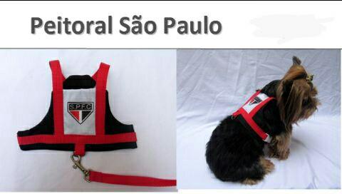COLEIRA DE TIME  - Shoppinho Animal
