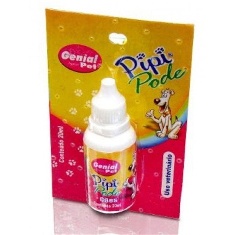 Educador Pipi Pode Genial Pet 20ml