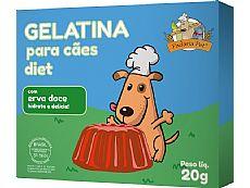 GELATINA PARA CÃES DIET  - Shoppinho Animal
