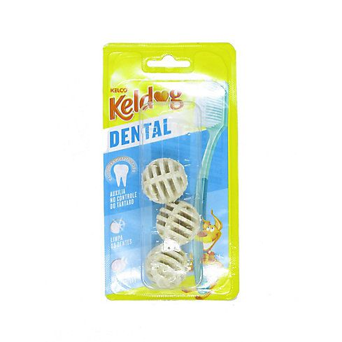 Keldog Dental Bolinha Kelco