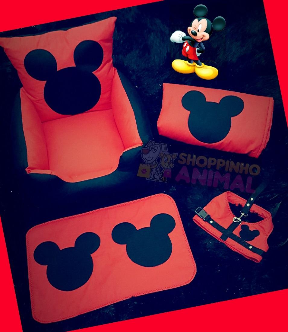 Kit Completo Mickey e Minnie  - Shoppinho Animal