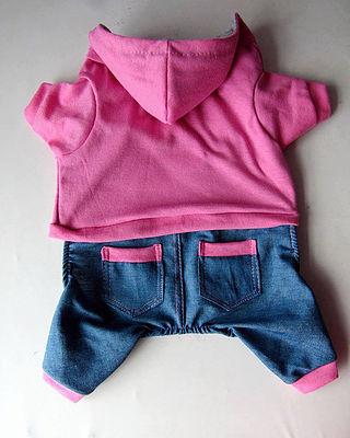 Macacão com Calça Jeans  - Shoppinho Animal