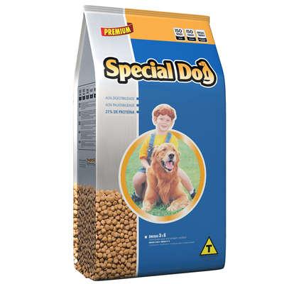 Ração Special Dog Premium Carne para Cães-1KG