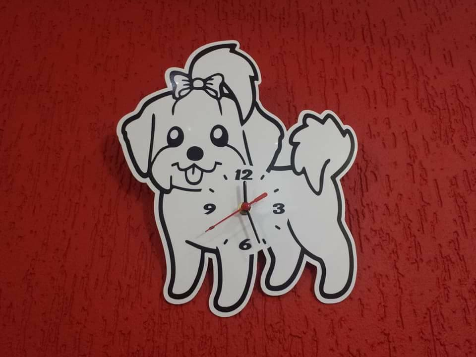RELÓGIOS PET  - Shoppinho Animal
