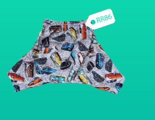 SHORTS CARROS  - Shoppinho Animal