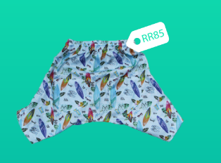 SHORTS SURF  - Shoppinho Animal