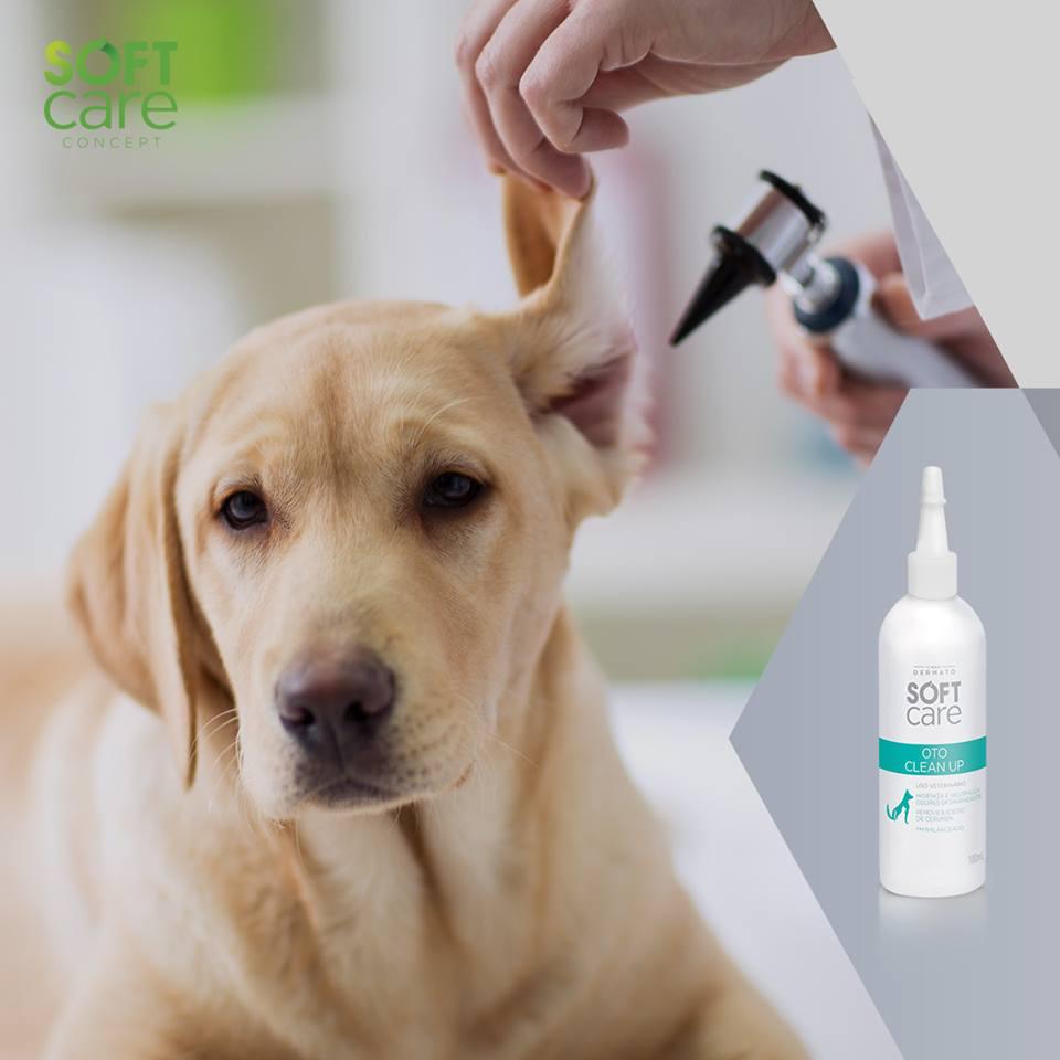 Solução para Limpeza Auricular Oto Clean UP