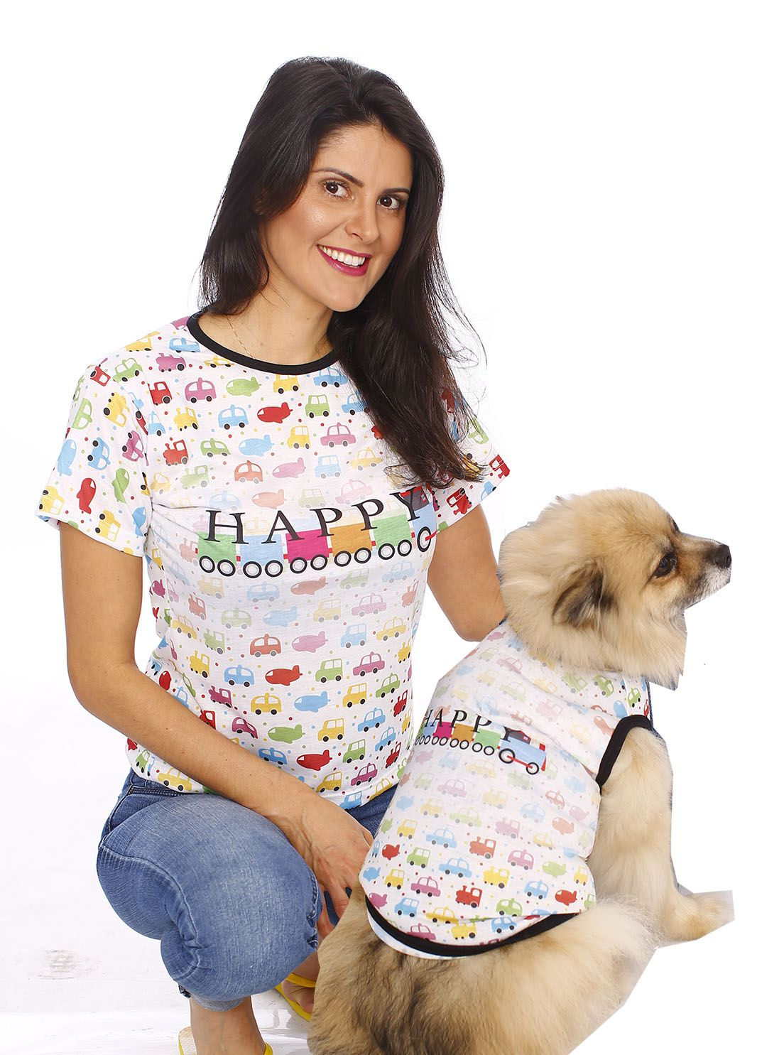 Tal Mãe & Tal Pet – Happy  - Shoppinho Animal