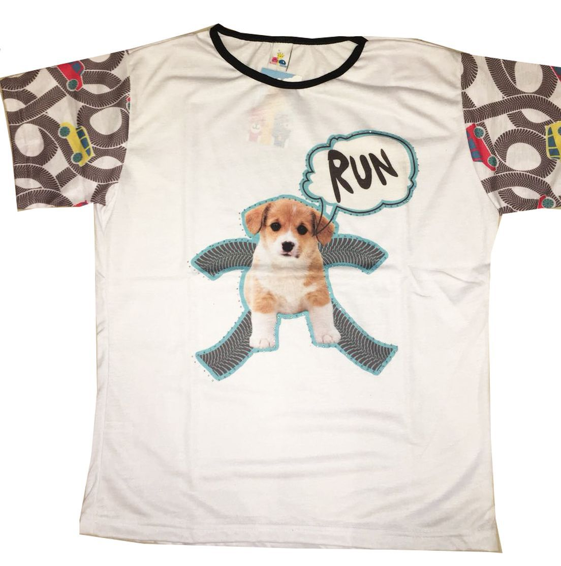 Tal Mãe & Tal Pet – Run Cachorrinho  - Shoppinho Animal