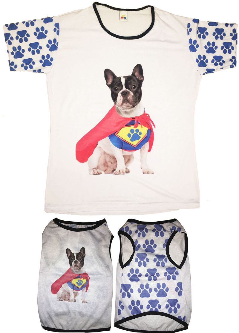 Tal Mãe & Tal Pet – Super Buldogue  - Shoppinho Animal