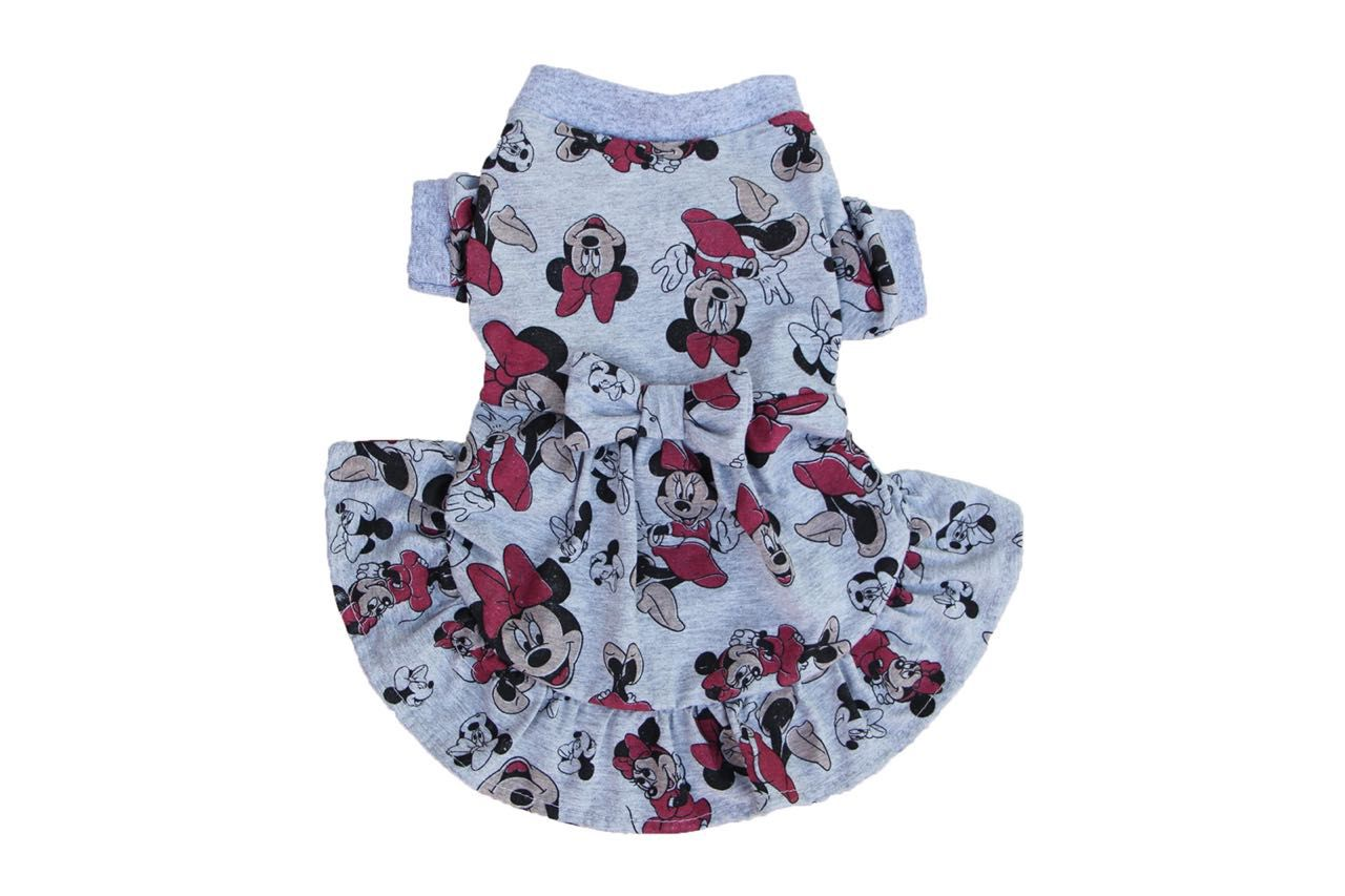 VESTIDO ESTAMPA MINNIE