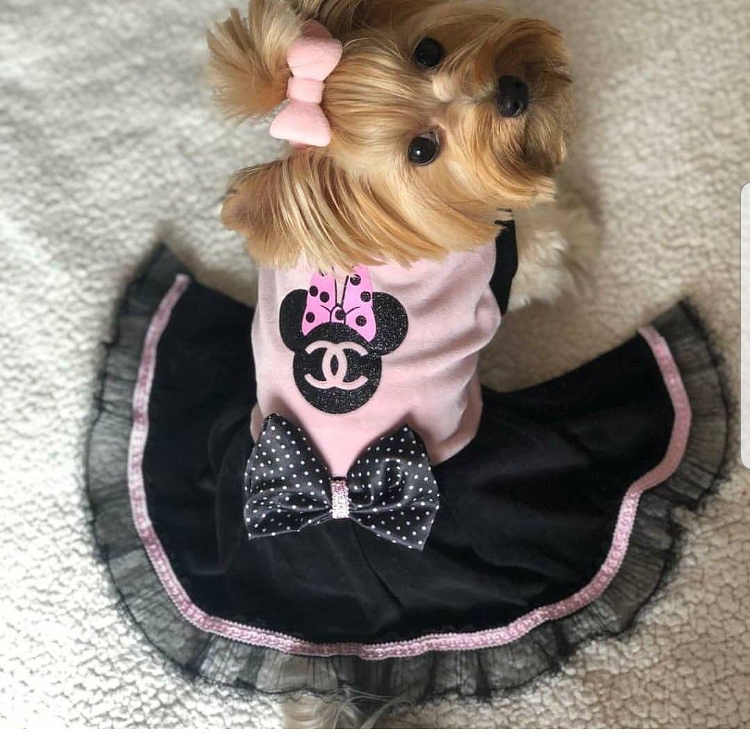 Vestido Minnie Classic