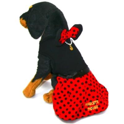 VESTIDO MOUSE  - Shoppinho Animal