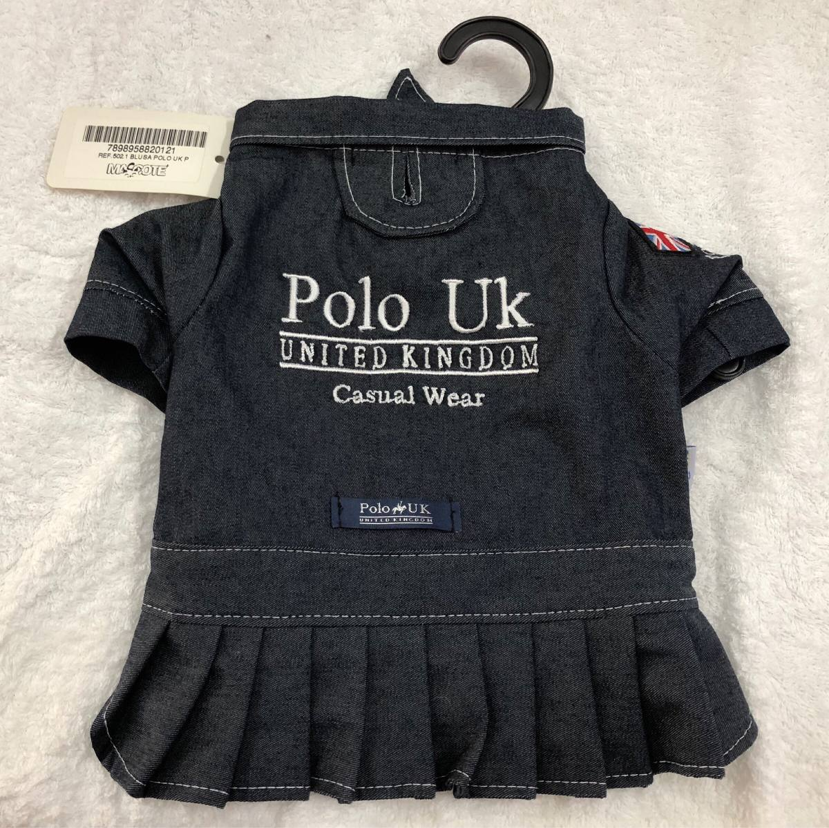 VESTIDO POLO UK JEANS