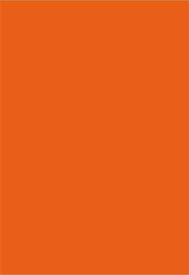 Papel Color Plus Cartagena - Laranja - 120g